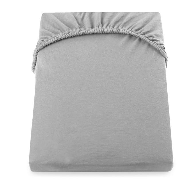 Cearceaf pentru saltea cu elastic Amber Light Grey