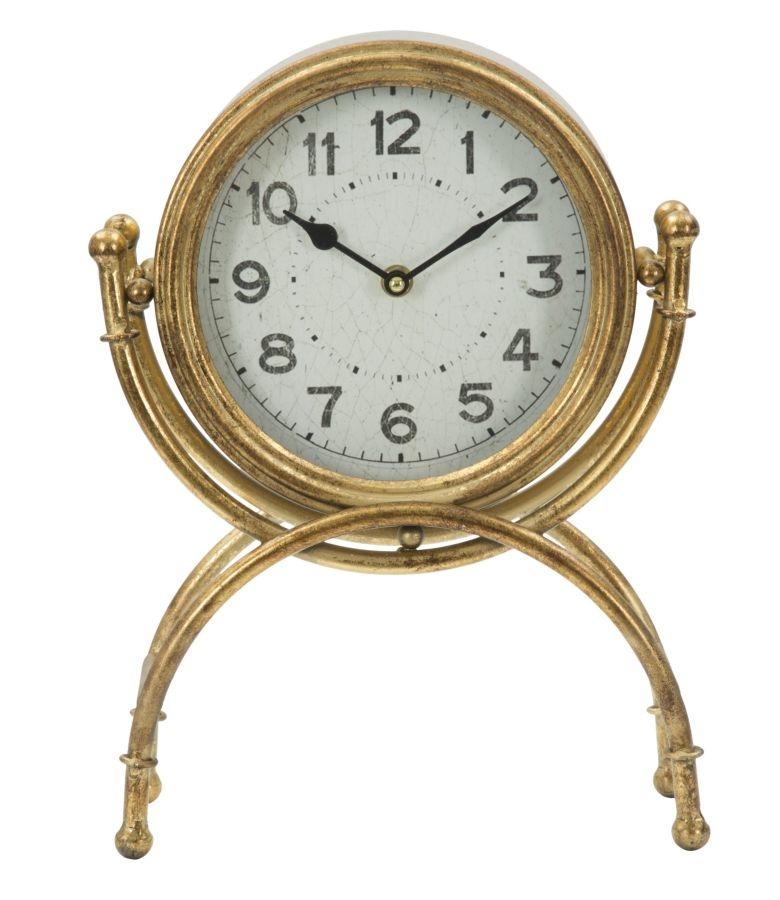 Ceas de masa Glam Bright Gold l25xA97xH335 cm