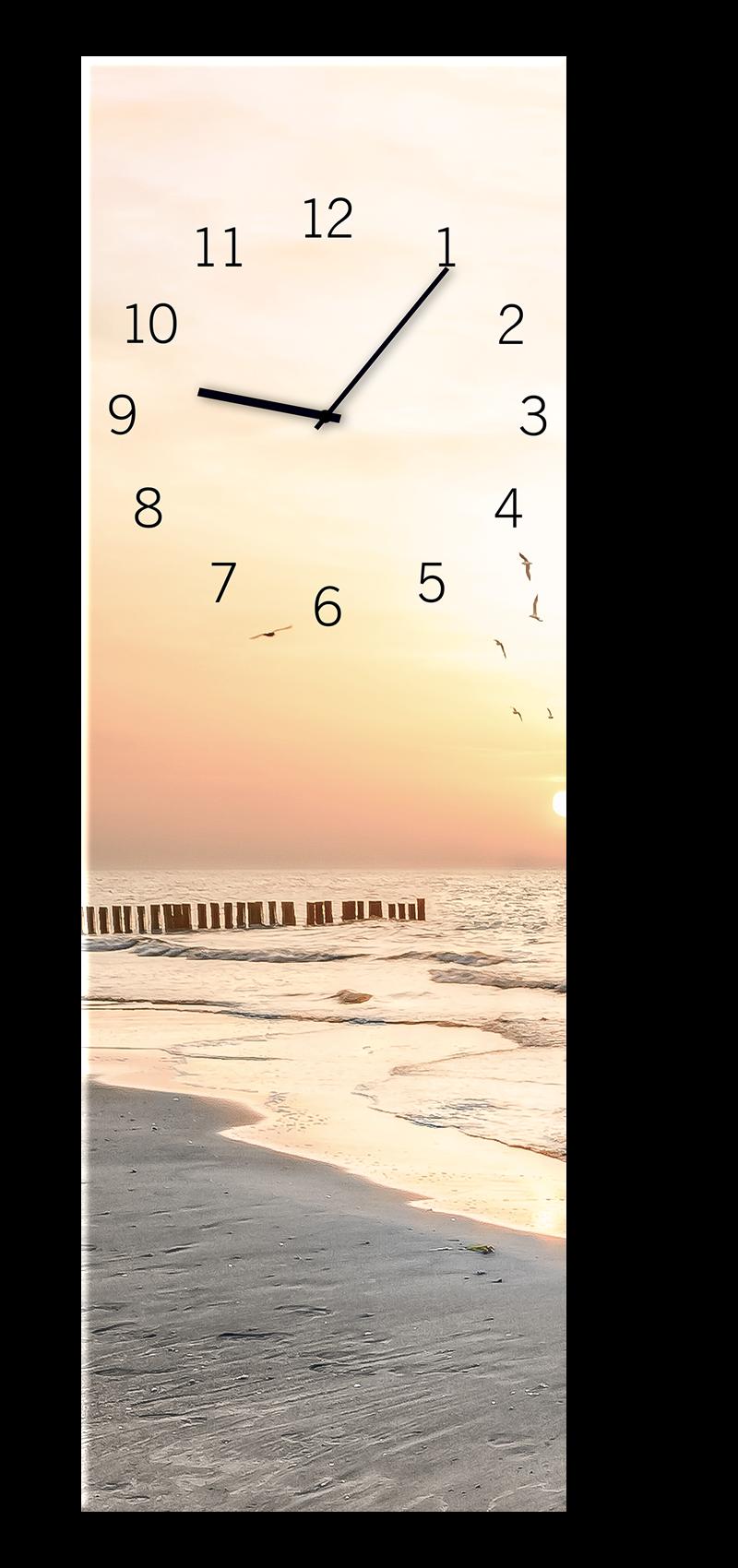 Ceas de perete Beach BH014 20 x 60 cm