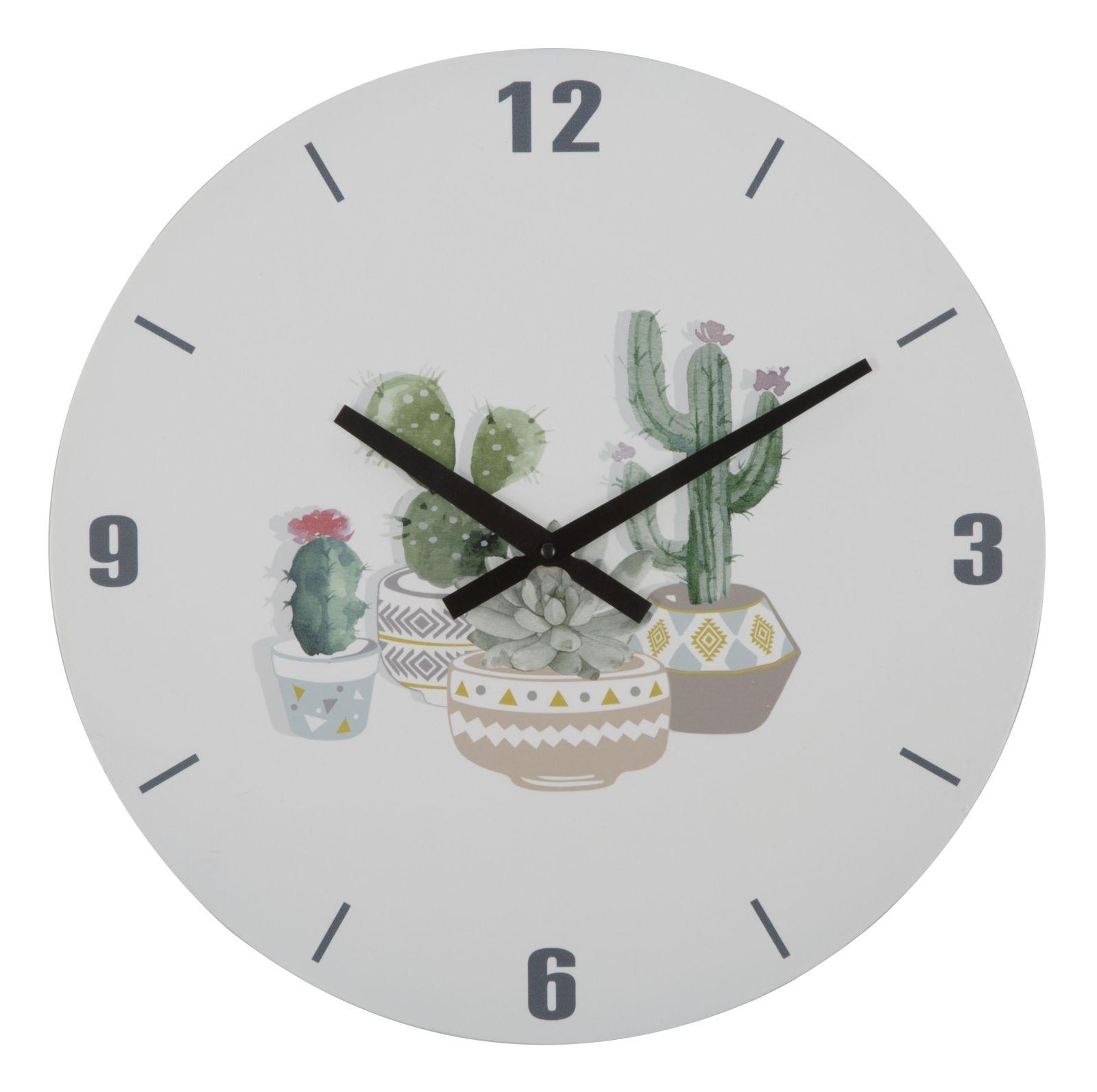 Ceas de perete Cactus