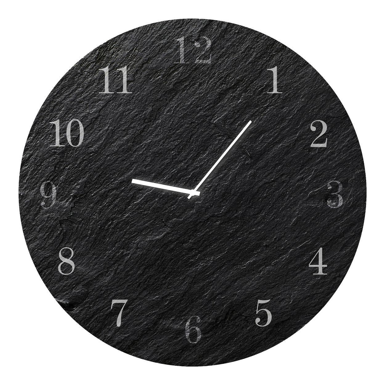 Ceas de perete Carbon BH021 O 30 cm