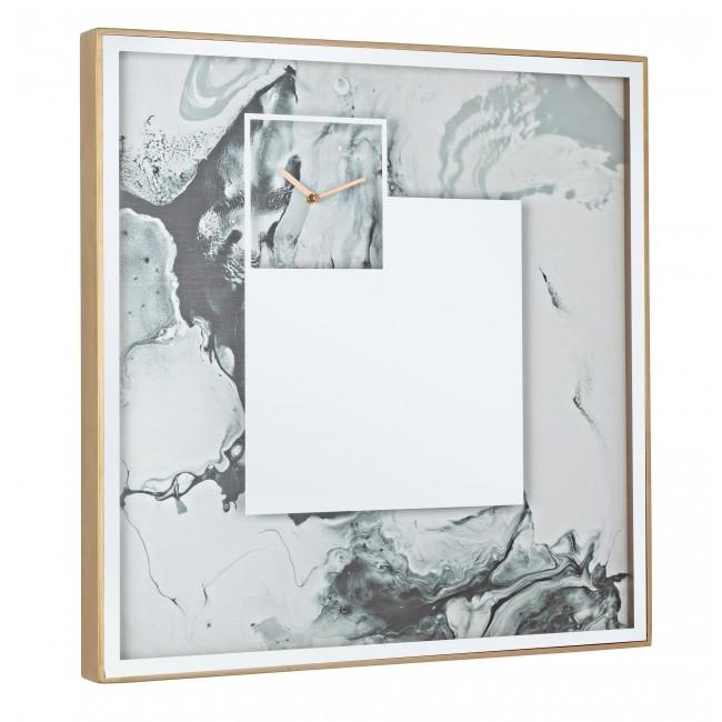 Ceas de perete CO1 Multicolor 60 x 60 cm