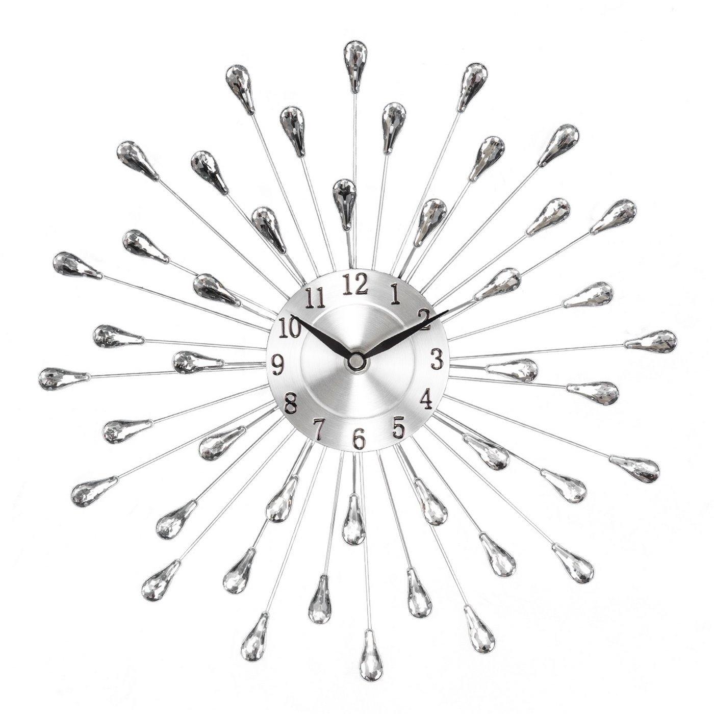 Ceas de perete Crystal Lines O 33 cm
