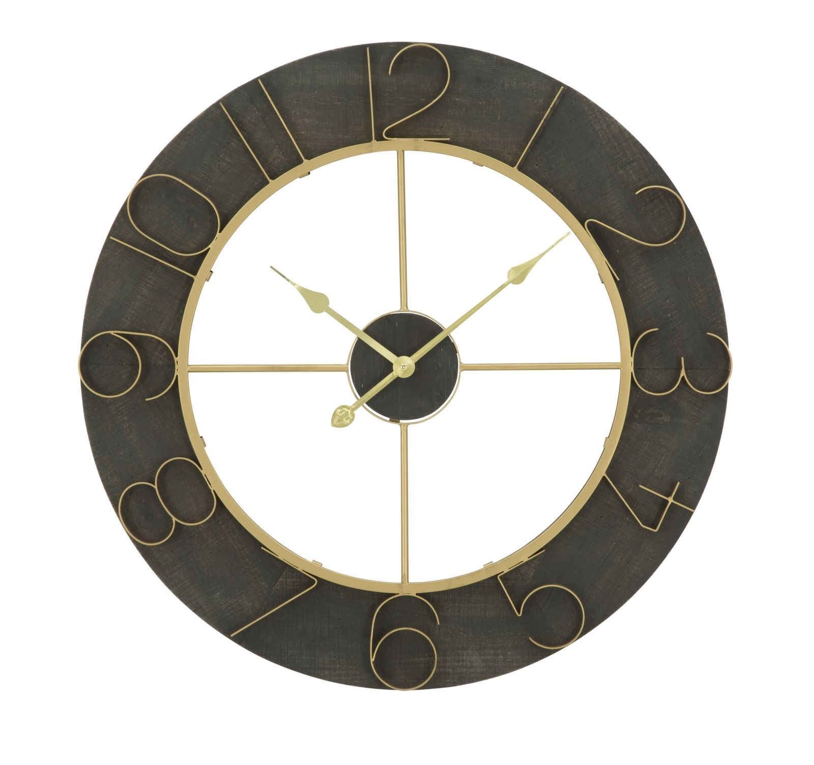 Ceas de perete Dark Glam O 70 cm