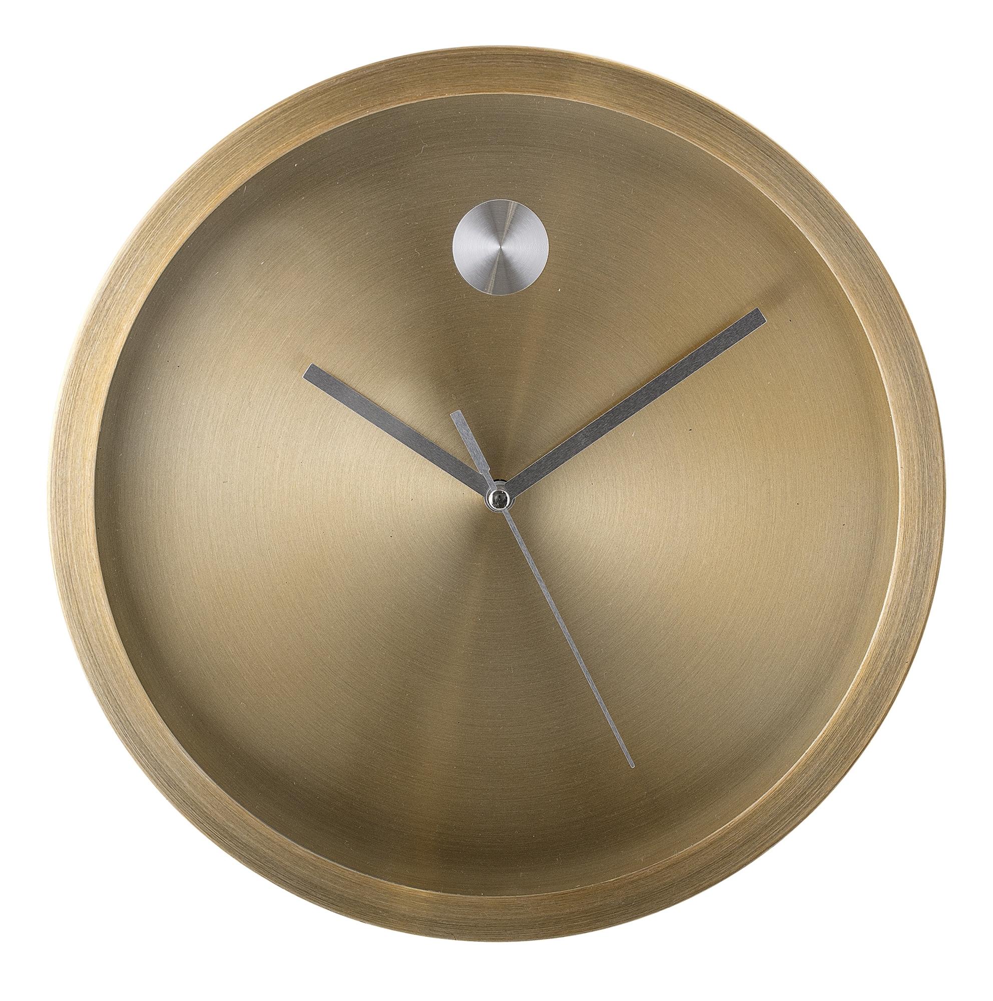 Ceas de perete Gold Round O 25 cm