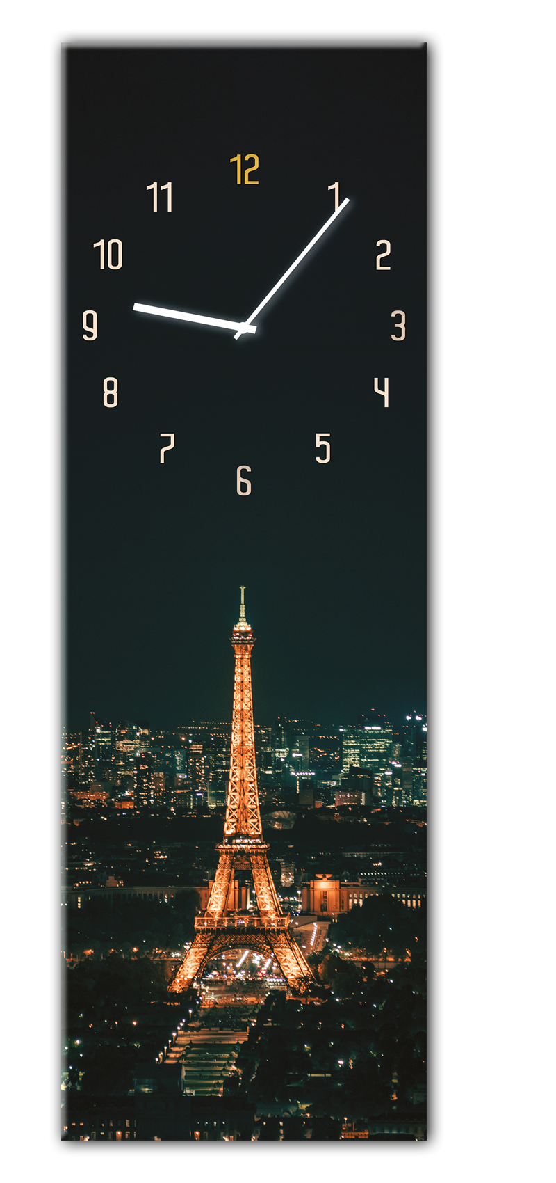 Ceas de perete Paris GC008 20 x 60 cm