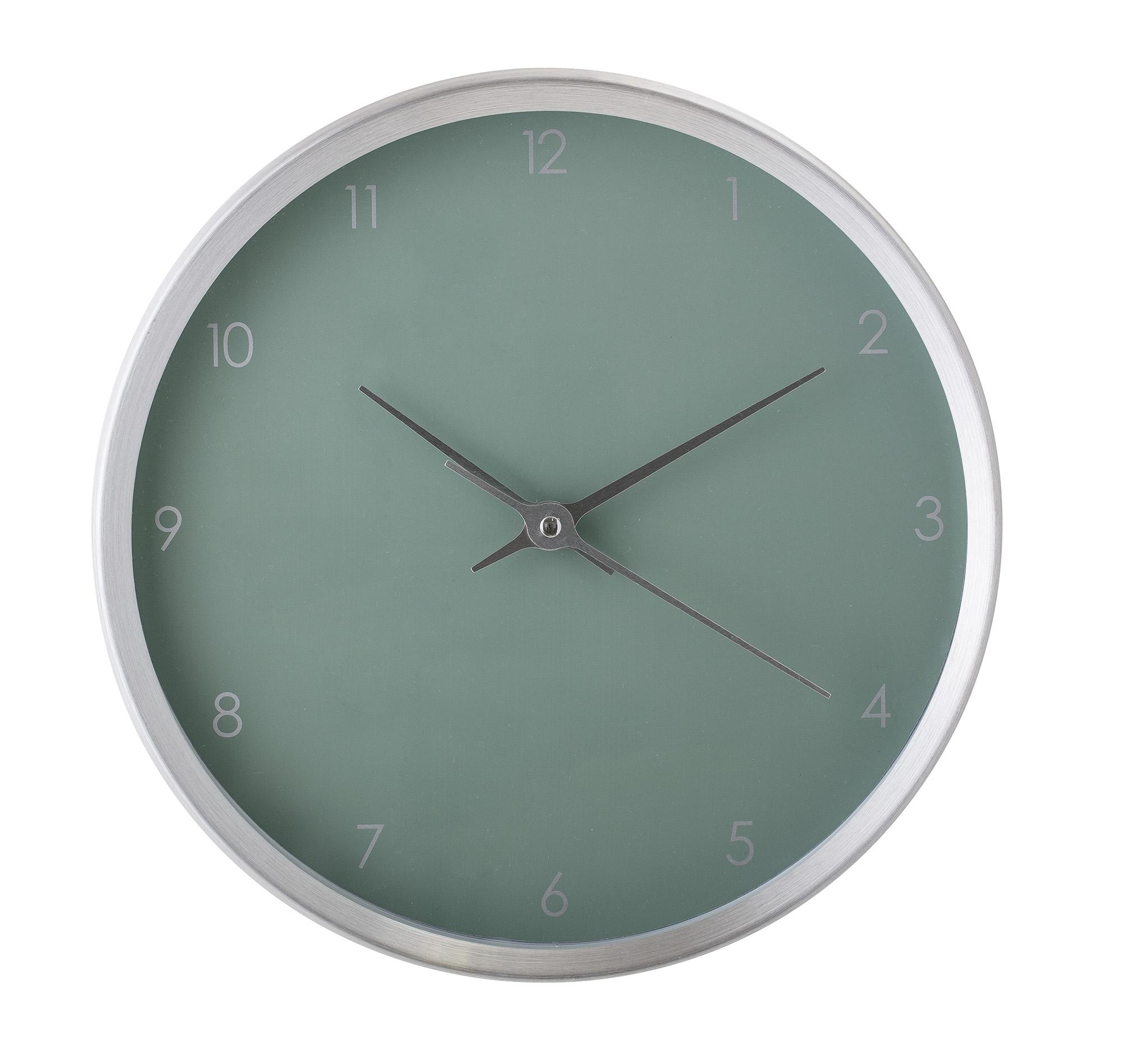 Ceas de perete Silver Round O 25 cm