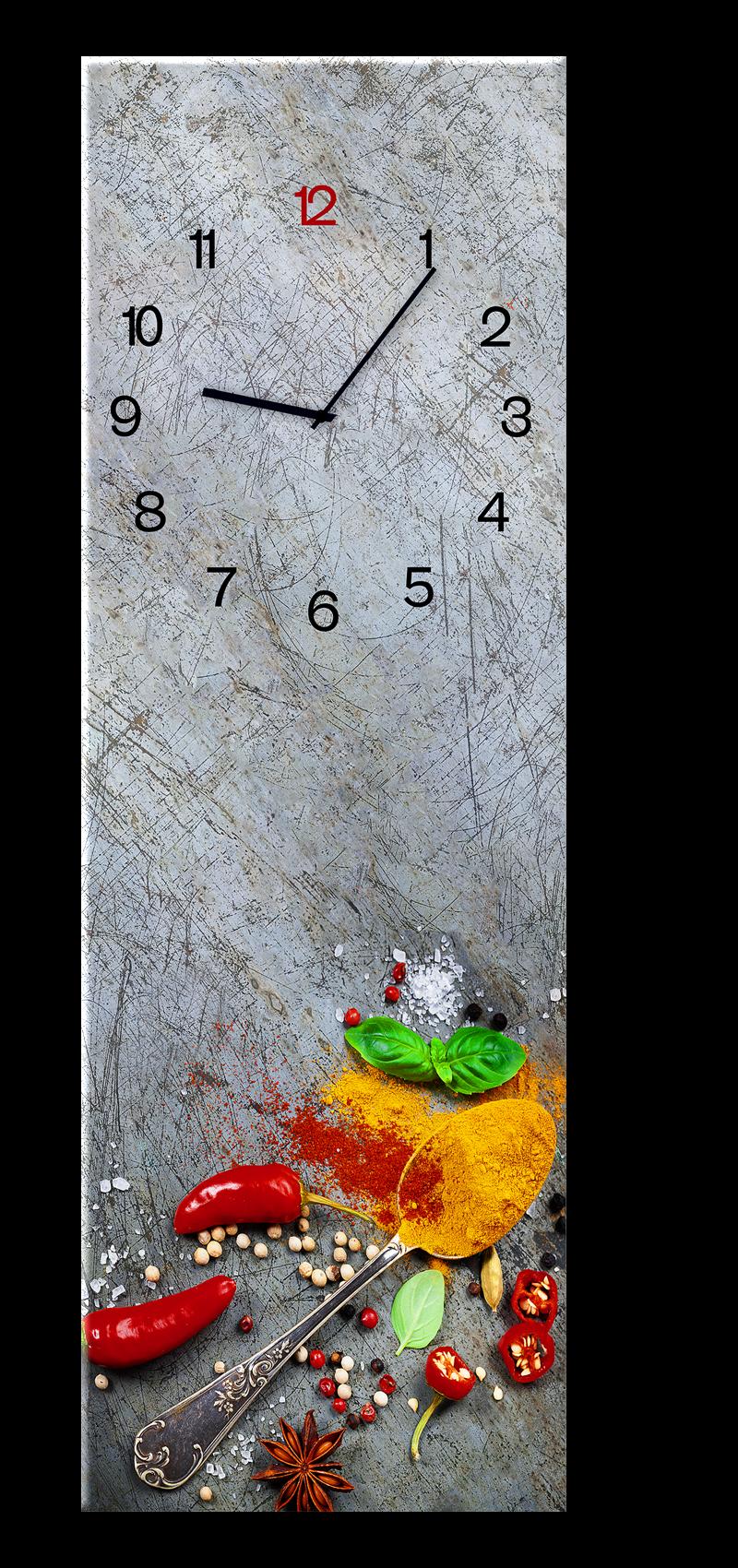 Ceas de perete SIlver Spoon GC025 20 x 60 cm