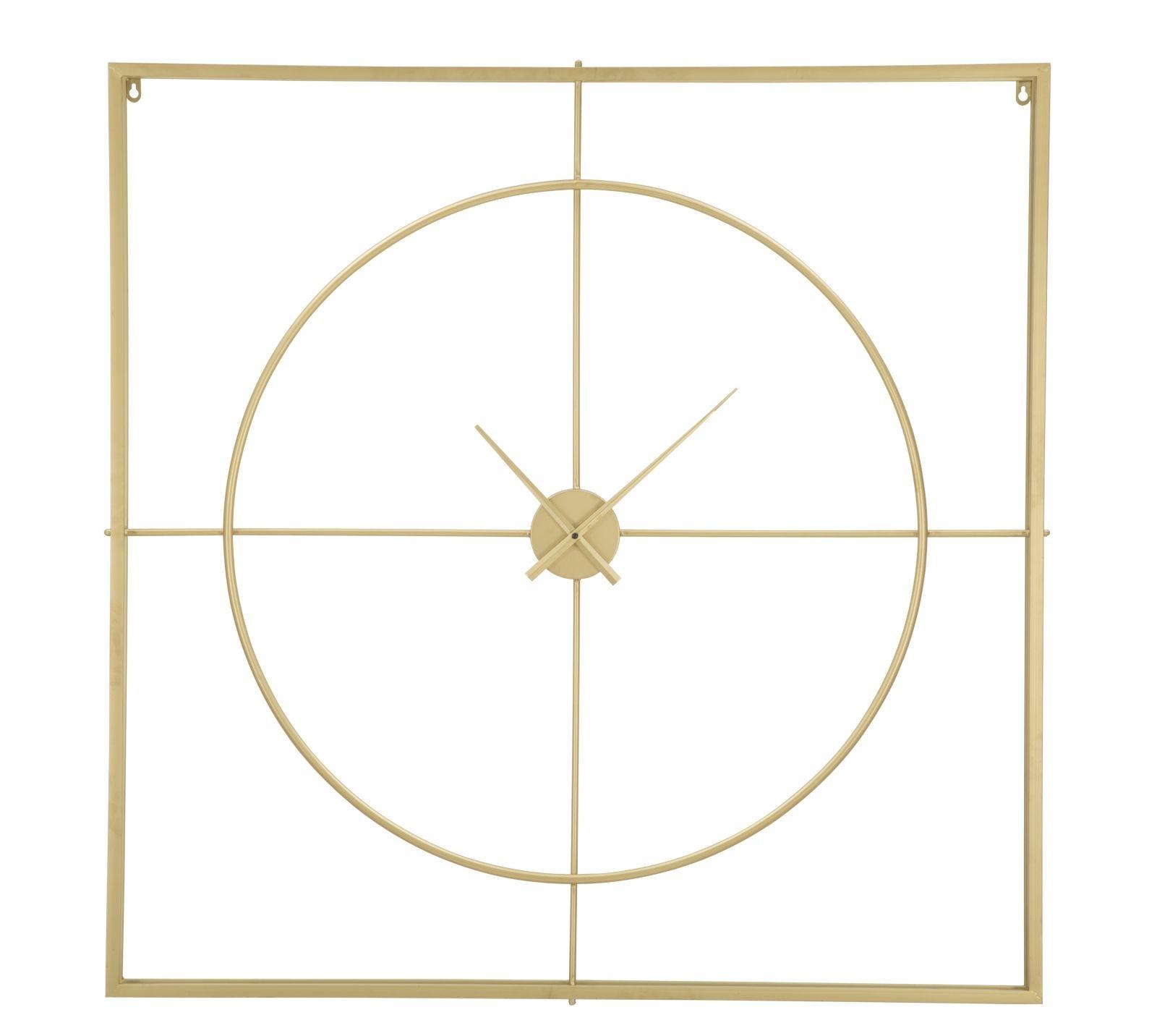 Ceas de perete Simply Square 105 x 105 cm