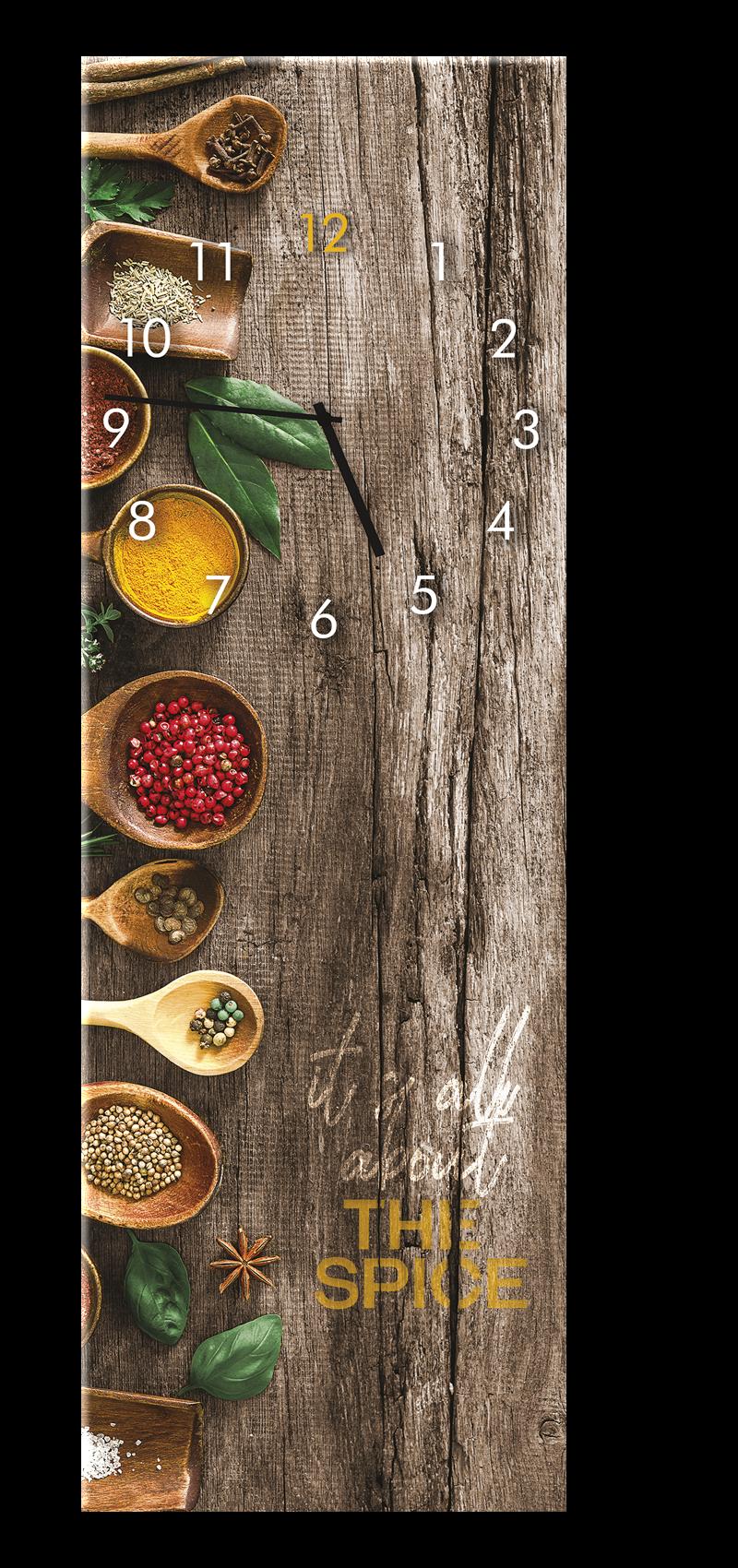 Ceas de perete Spice GC026 20 x 60 cm
