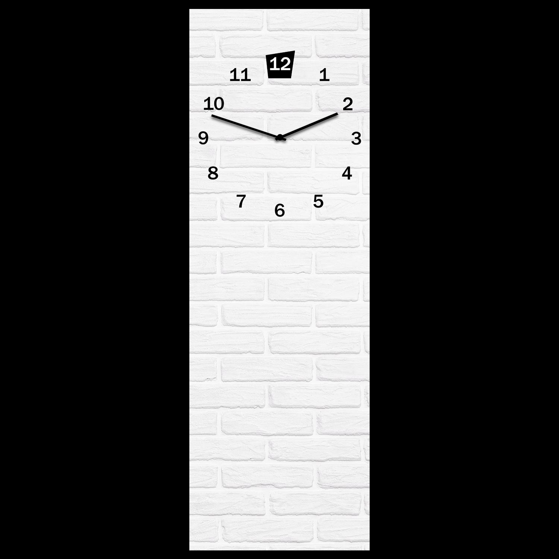Ceas de perete White BH043 20 x 60 cm