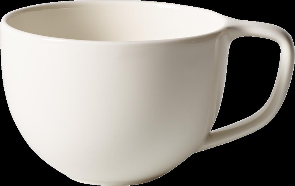 Ceasca cafea din portelan, Neo Alb, 300 ml, Villeroy & Boch somproduct.ro