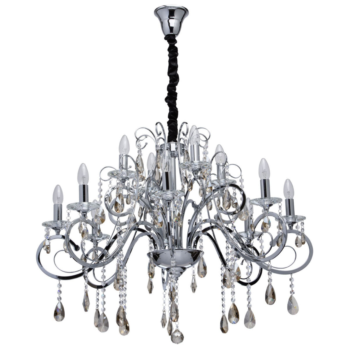 Candelabru Cristal Imagine
