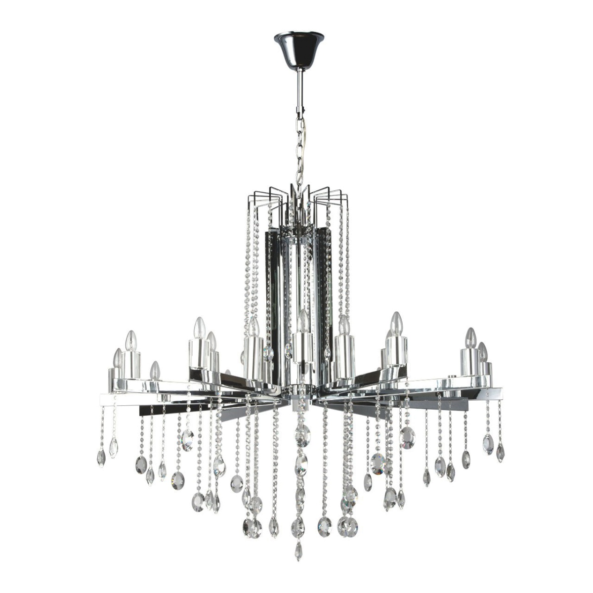 Imagine Candelabru Cristal