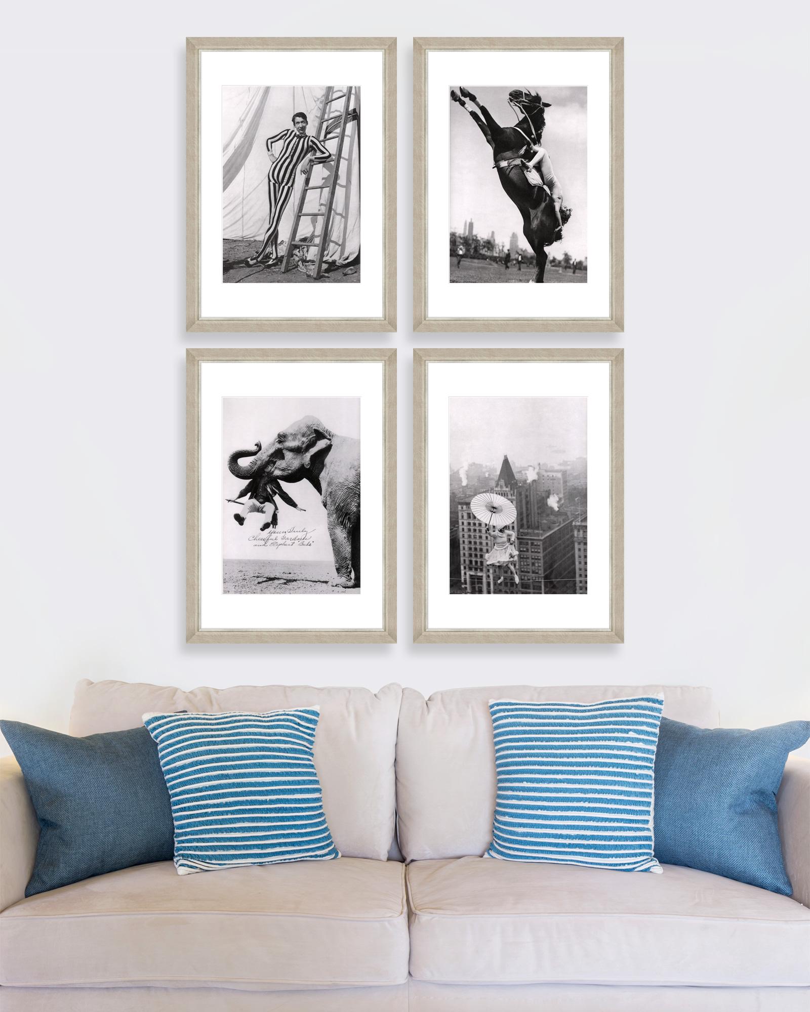 Tablou 4 piese Framed Art Circus Set