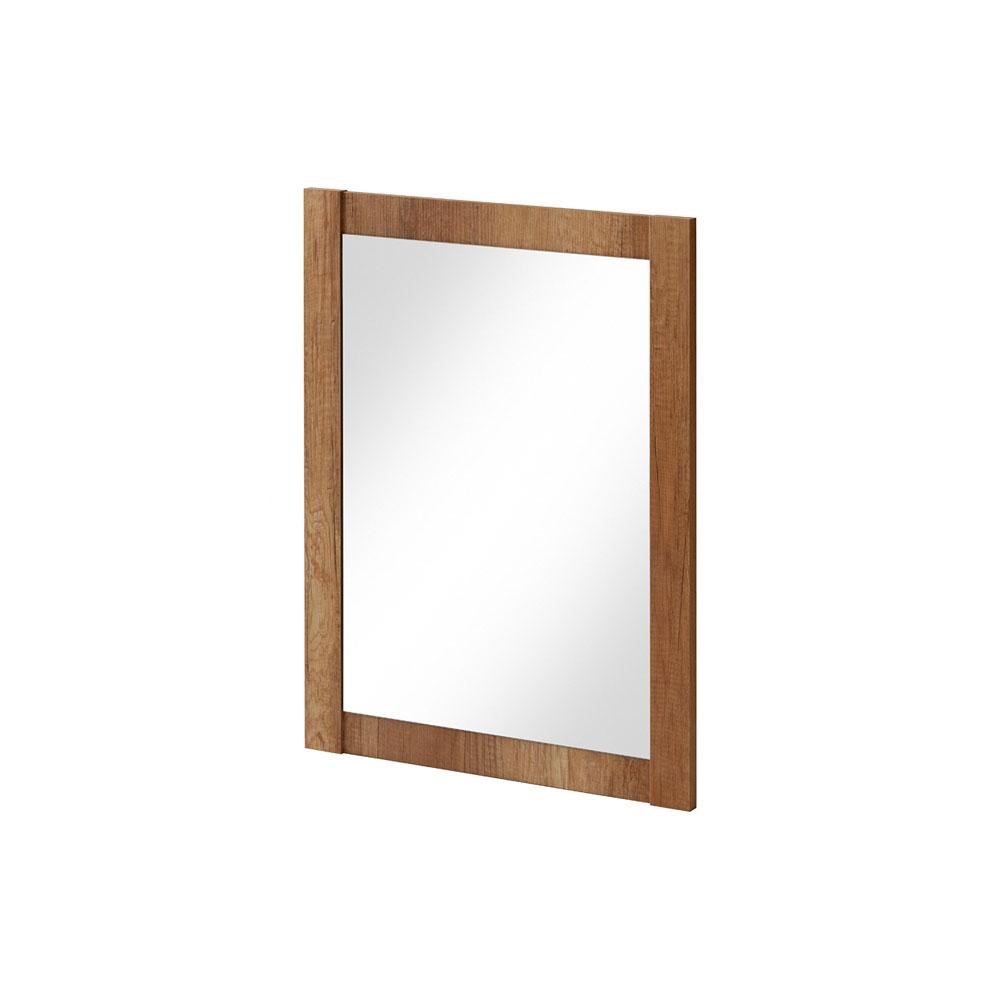 Oglinda pentru baie, L80xl60 cm, Classic Oak imagine