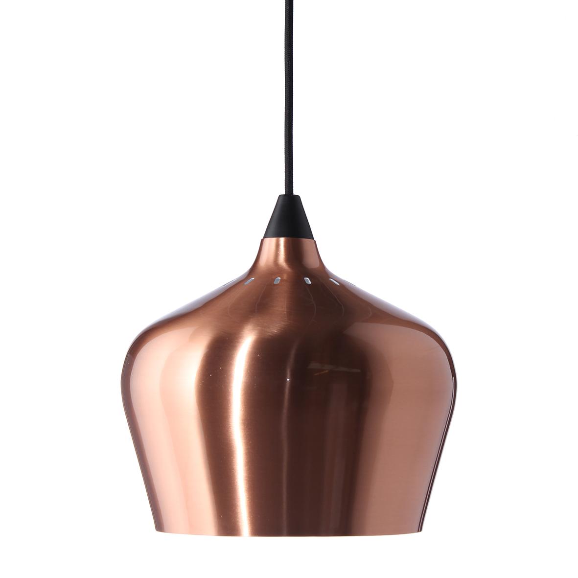 Lustra Cohen Large Copper Glossy, Ø 25 cm
