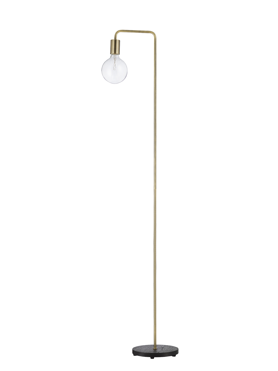 Lampadar Cool Antique Brass Matt