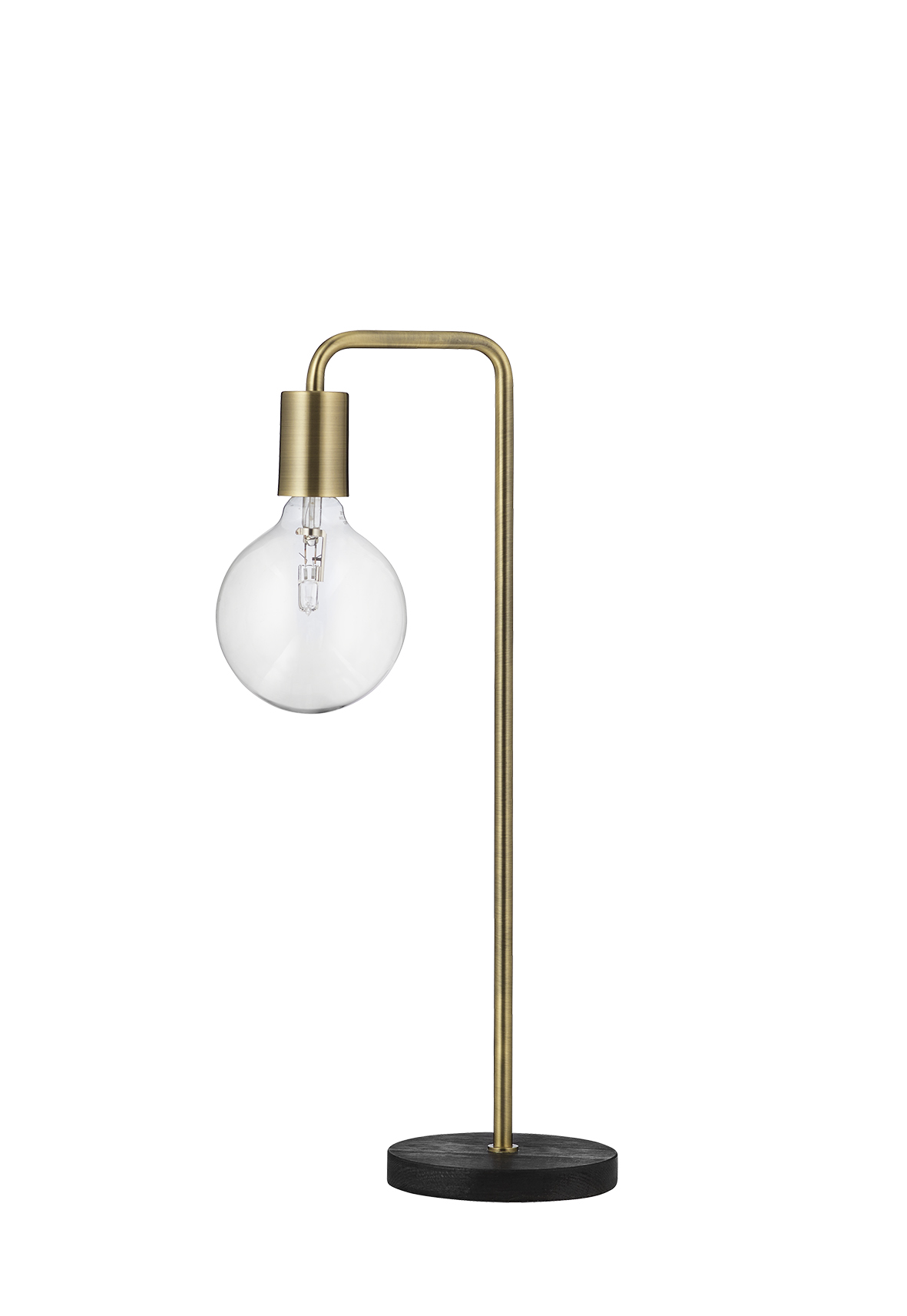 Lampa de birou Cool Antique Brass