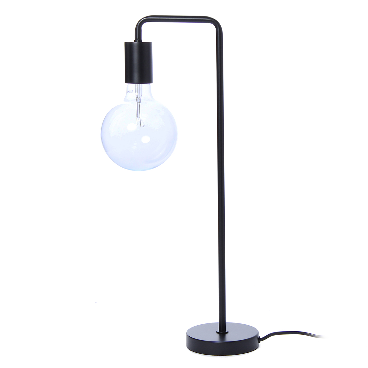 Lampa de birou Cool Black Matt