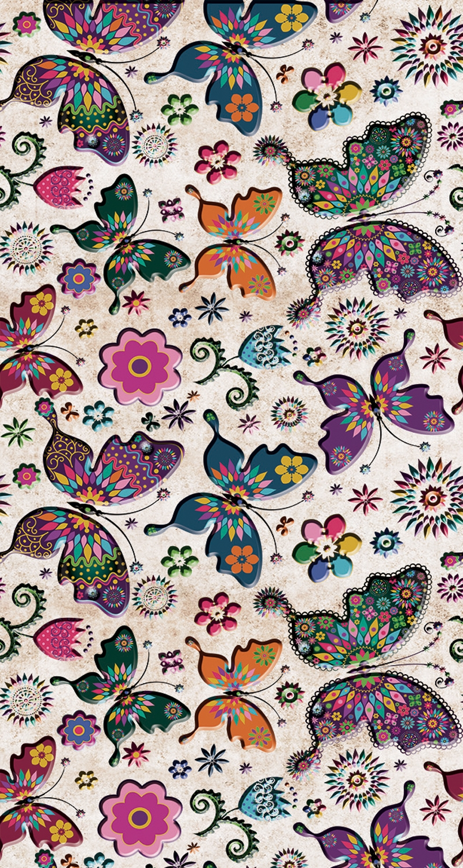 Covor pentru copii Butterfly 2008 Multicolor, 80 x 200 cm imagine