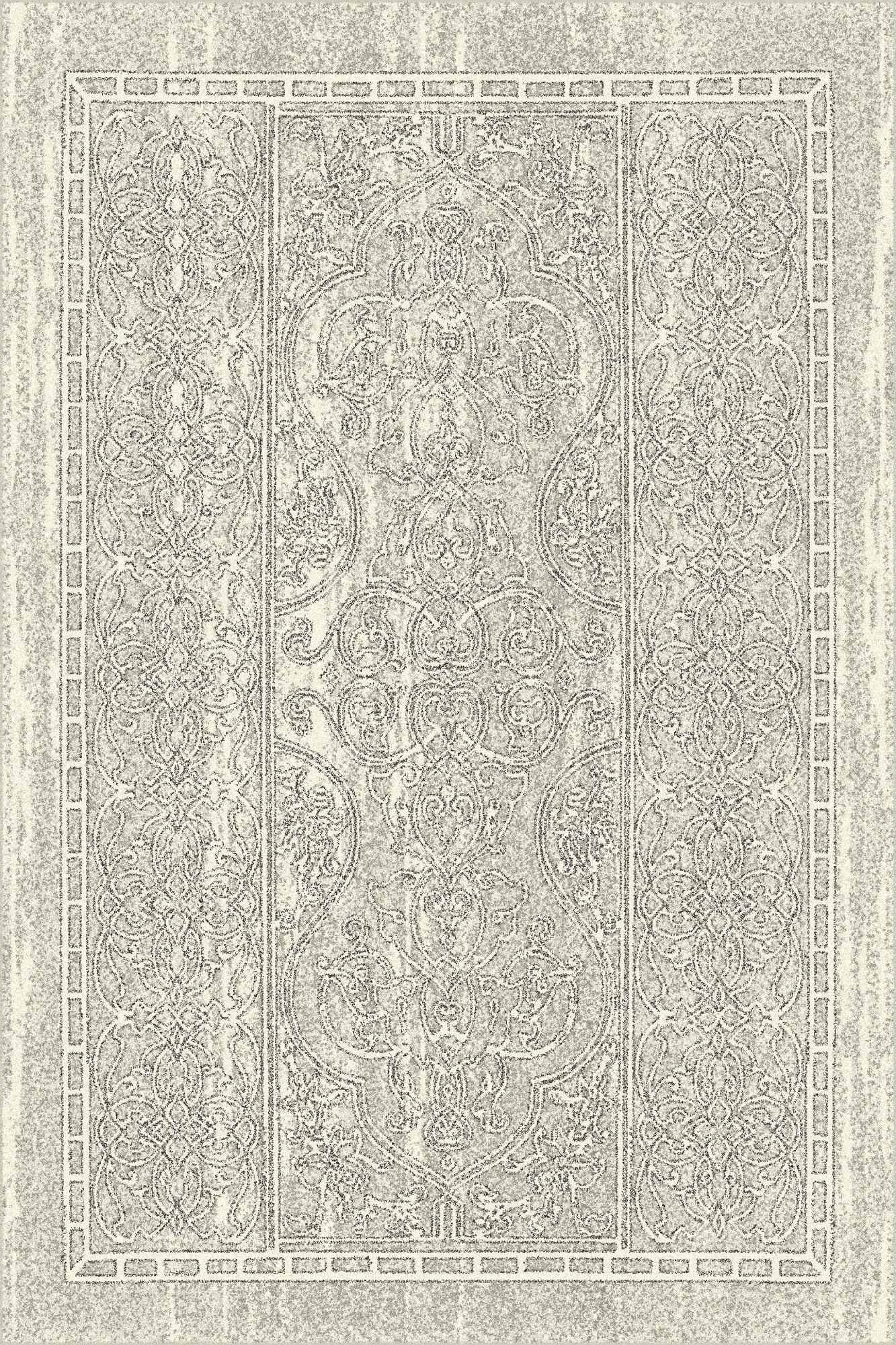 Covor din lana Aseret Gri Wilton
