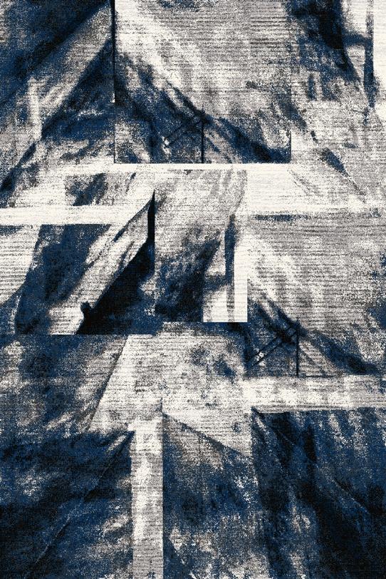 Covor din lana Helike Graphite Wilton