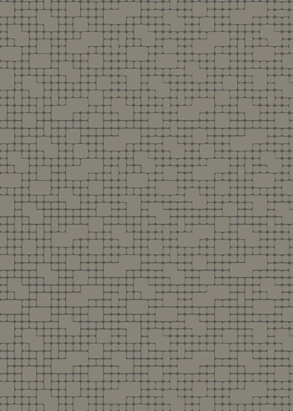 Covor din lana Knidos Anthracite Wilton
