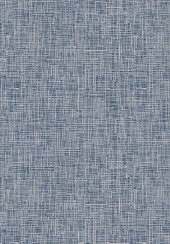 Covor din lana Titus Blue, Wilton poza