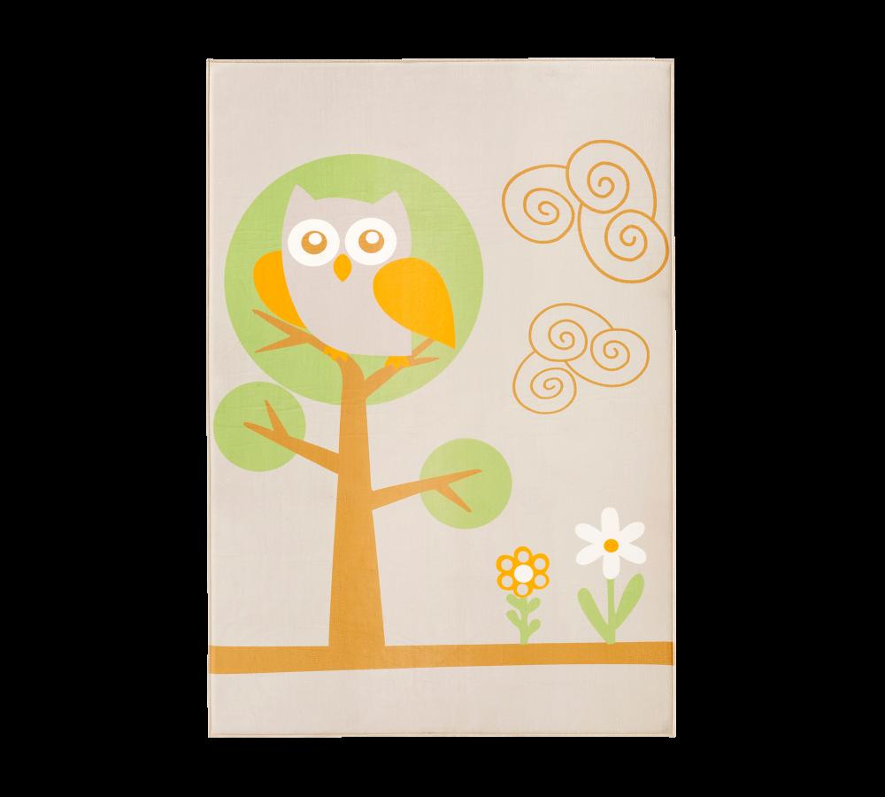 Covor pentru copii din PE Soft Story Multicolour 100 x 150 cm