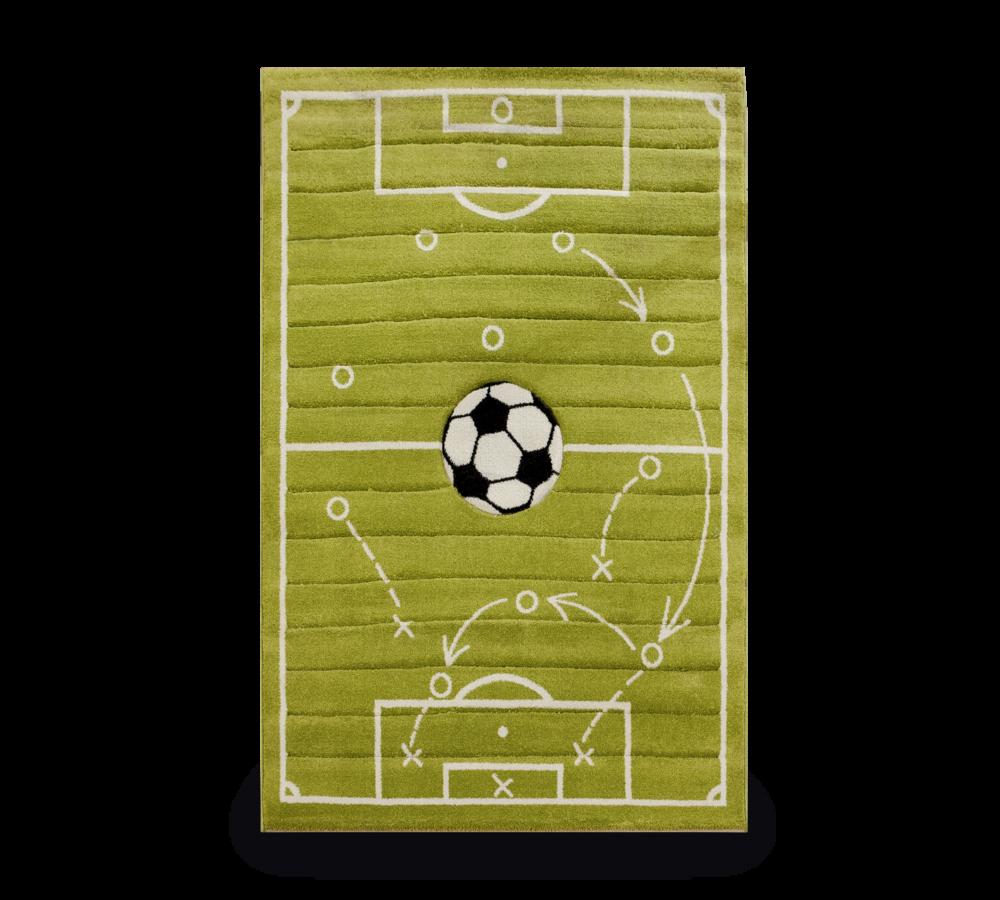 Covor pentru copii Tactics Green, 133 x 190 cm imagine