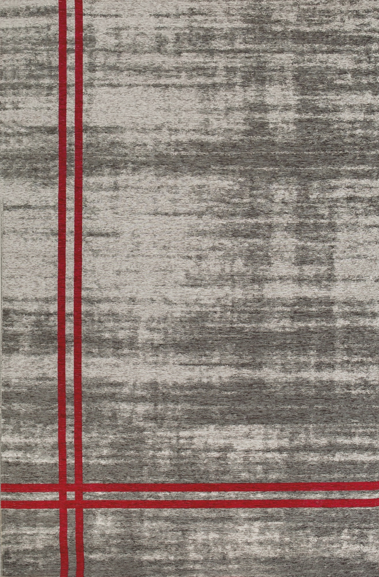 Covor pentru copii Trio Grey, 135 x 200 cm