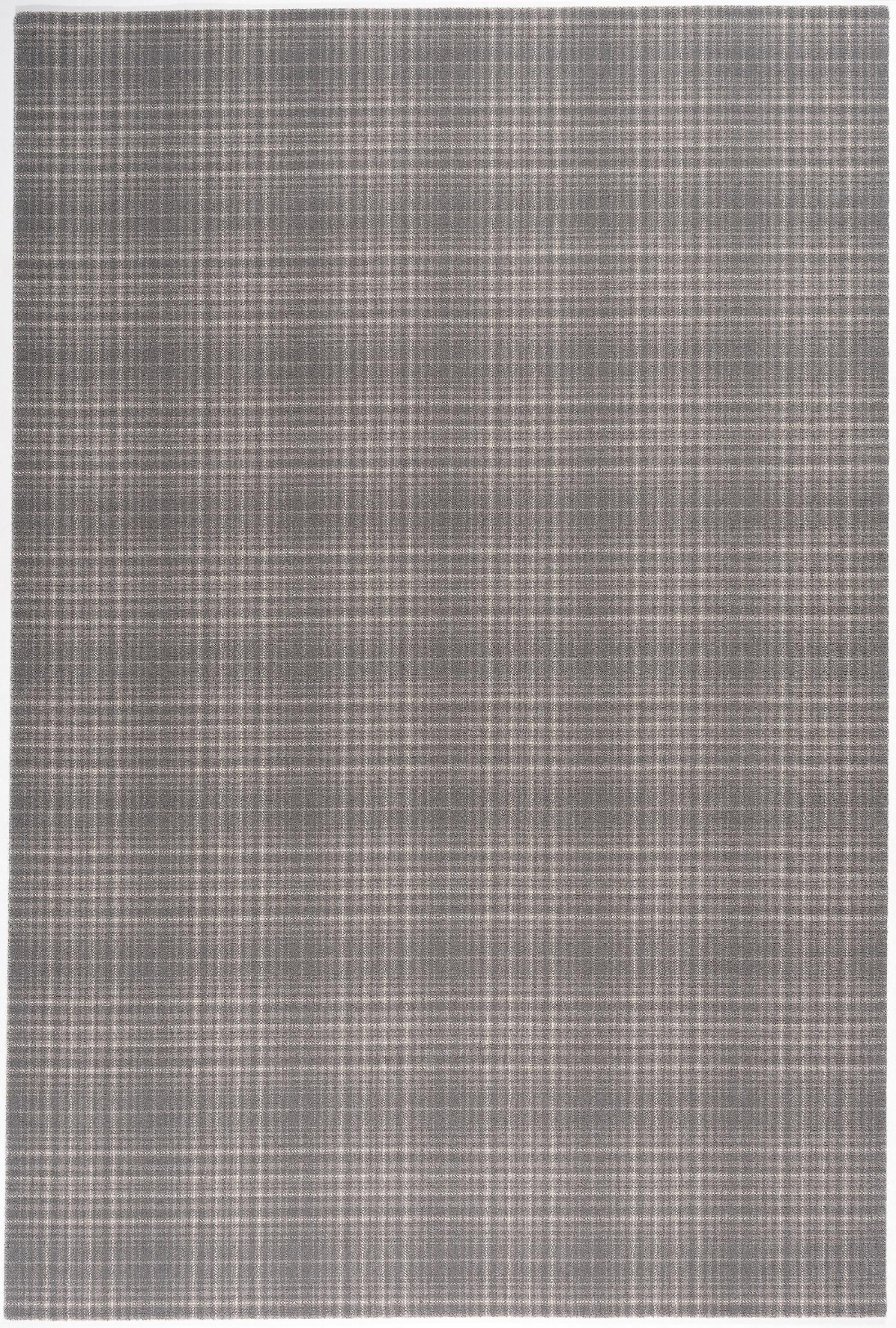 Covor Plaid Grey Axminster