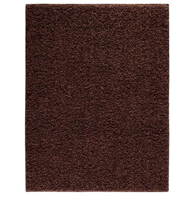 Covor shaggy din PP Lumini Brown, Wilton