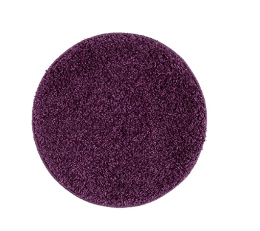 Covor shaggy din PP Lumini Violet Round, Wilton imagine