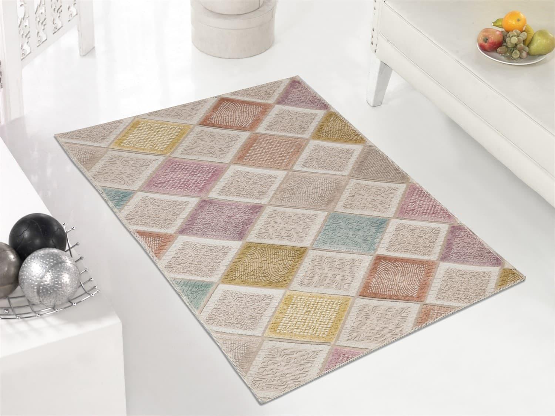 Covor Triangle 2025 Multicolor, 80 x 150 cm