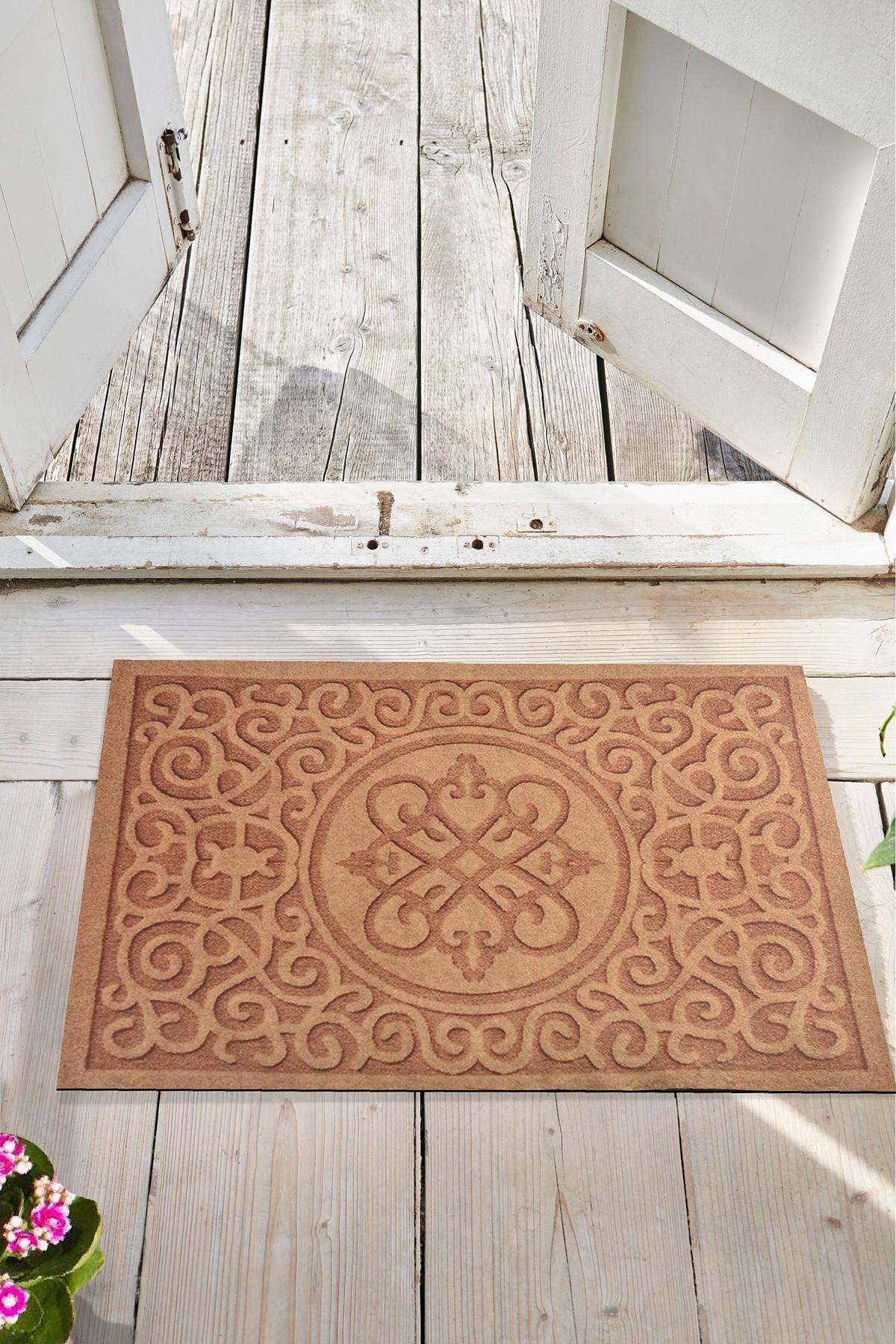 Covoras de intrare din PVC, Elsa Maro, 45 x 70 cm imagine