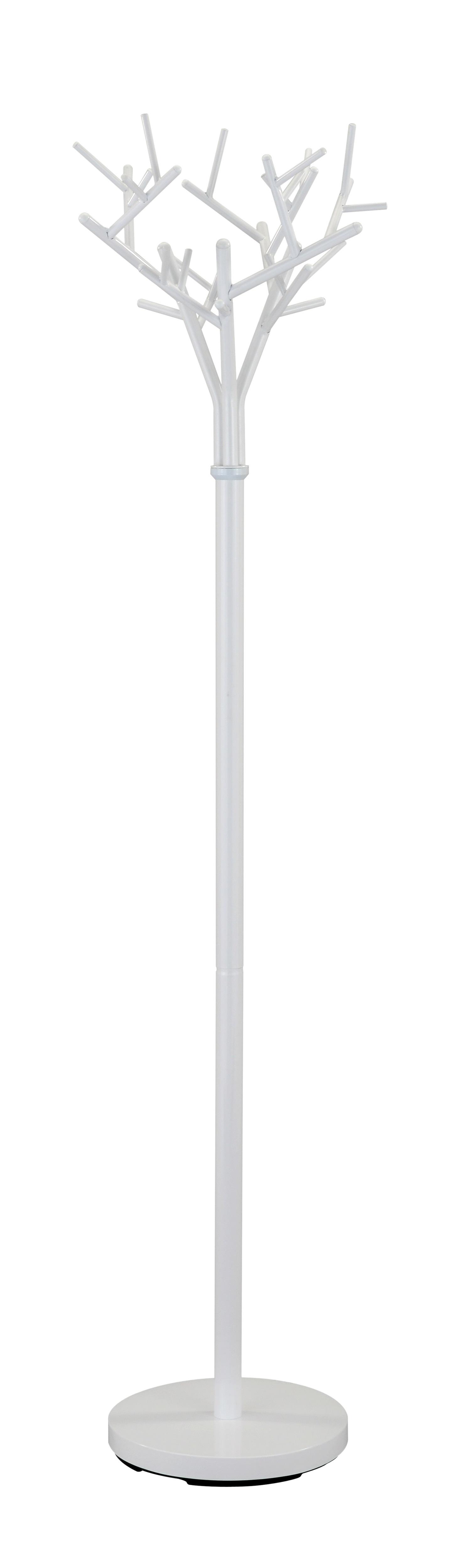 Cuier din metal W56 White