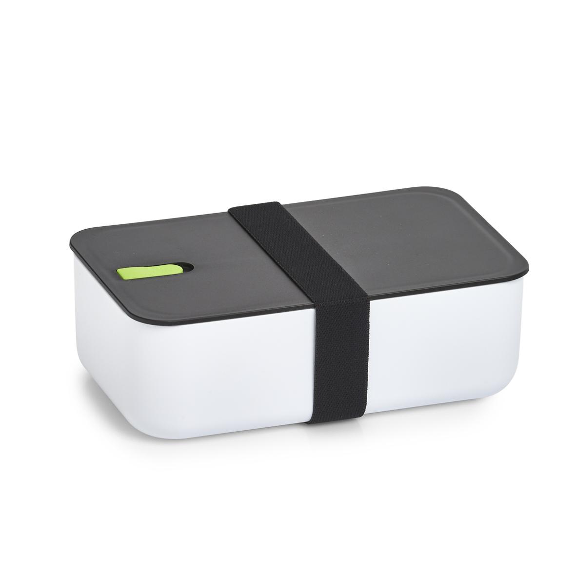 Cutie pentru depozitare Black&White Verde, L19xl12xH6,5 cm imagine