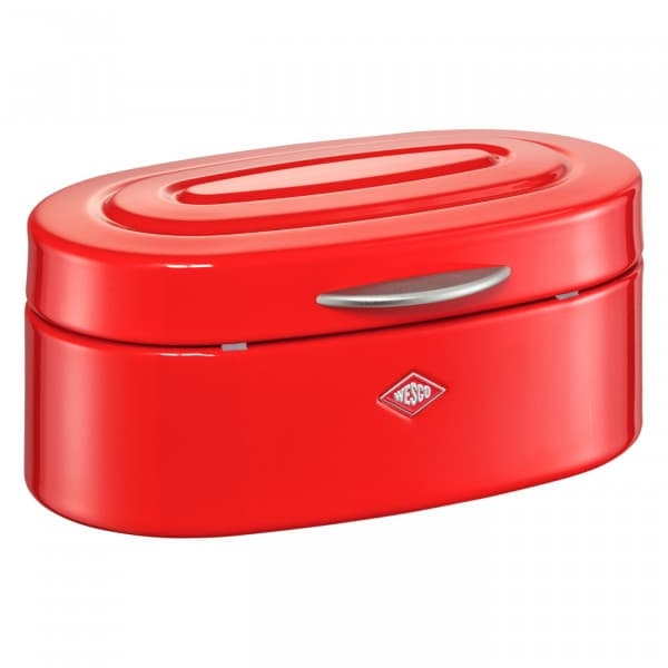 Cutie pentru depozitare, din metal, Mini Elly Rosu, l22,5xA13,6xH10 cm somproduct.ro
