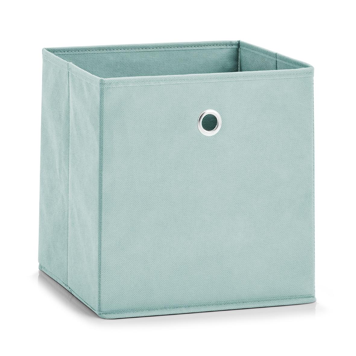 Cutie pentru depozitare Fleece, Pastel Colors, l28xA28xH28 cm imagine
