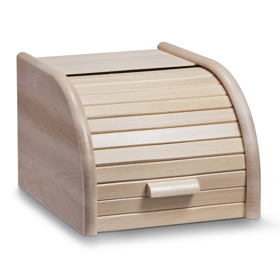 Cutie pentru paine One, din lemn de fag, Natural, l23xA28xH18 cm
