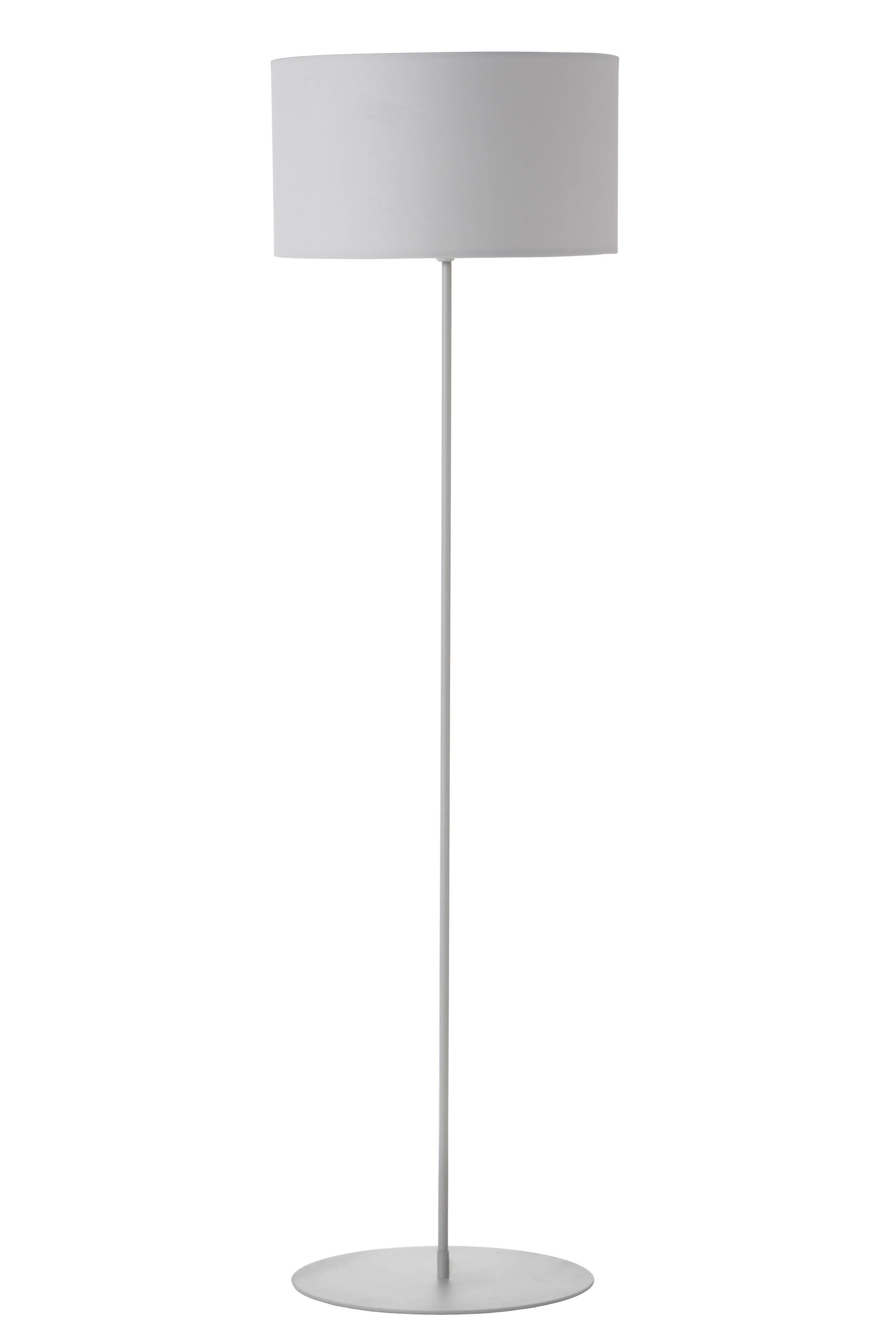 Lampadar Cylinder White