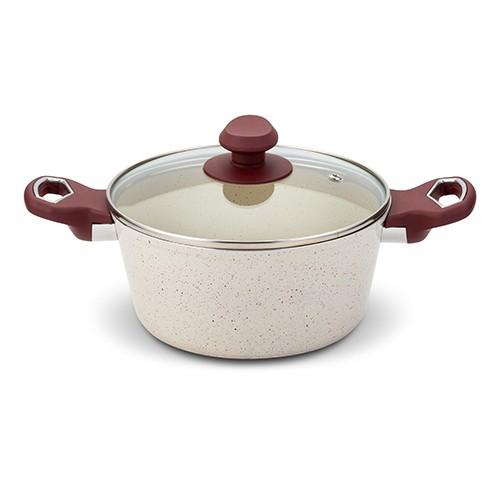 Oala ceramica grosime baza 4 mm, Ø 20 cm Eco Friendly