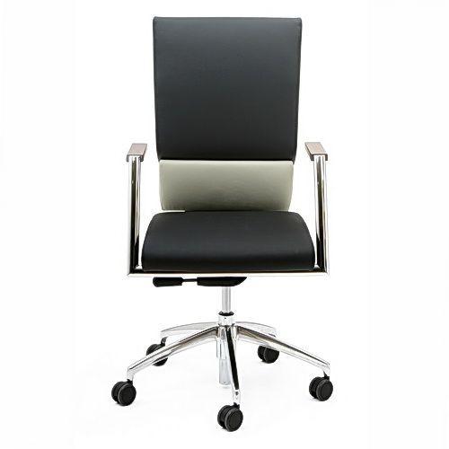 Scaun de birou ergonomic Decapo Una, l60xA67xH103-116 cm