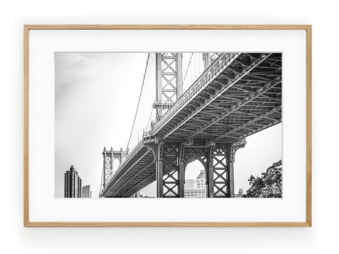 Tablou Brooklyn Bridge Oak
