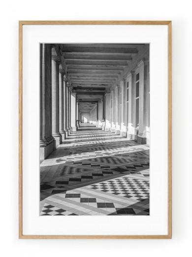 Tablou Galeries Royales Ostende Oak