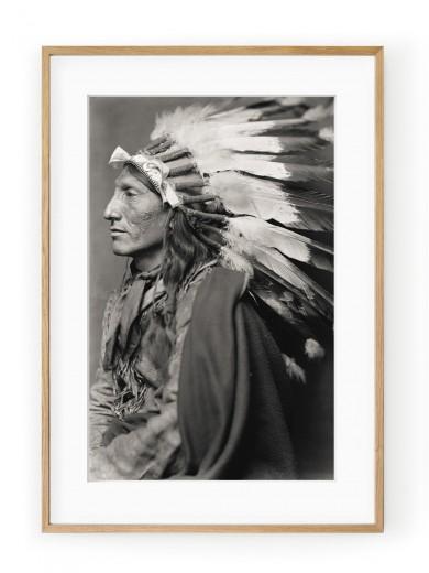Tablou Native American II Oak