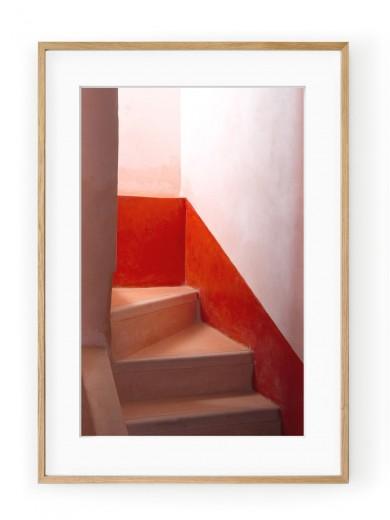 Tablou Morrocan Stairway Oak