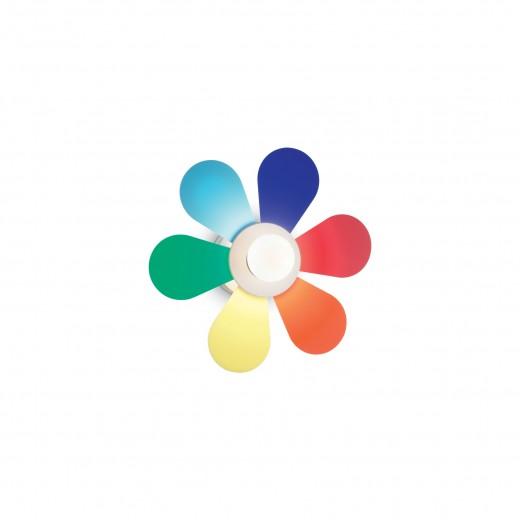Aplica Flower AP1 D30 Color